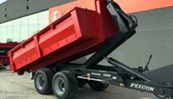 Van Sinay | Haaksystemen - Cargo | Wanneer u kwalitatieve machines wenst te kopen.