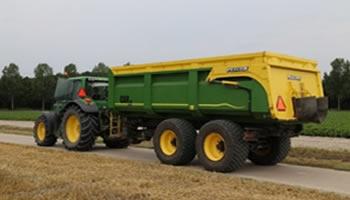 Van Sinay |  Kipwagens Dumpers - Cargo | Wanneer u kwalitatieve machines wenst te kopen.