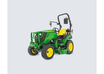 Van Sinay | Compact tractoren | Wanneer u kwalitatieve machines wenst te kopen.