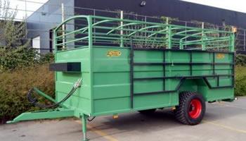 Van Sinay | Dierenwagens - Devos Agri | Wanneer u kwalitatieve machines wenst te kopen.