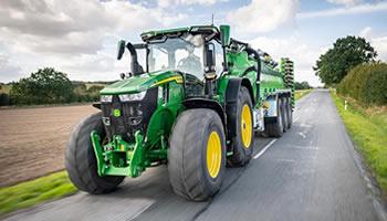 Van Sinay | Tractoren John Deere | Wanneer u kwalitatieve machines wenst te kopen.