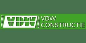 VDW constructie logo