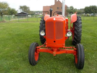 Oldtimer Tractor Nuffield